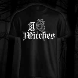 tee-shirt I LOVE WITCHES / Dark Ages Collection 02 / 2020